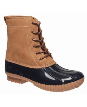 Women's Water Resistant Ducke Booties Women's Shoes