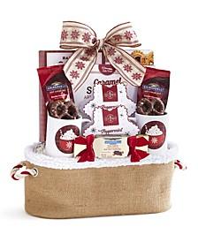 Holiday Hot Cocoa Gift Basket