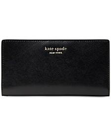 Spencer Slim Bifold Leather Wallet