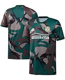 Men's Camo Atlanta United FC 2021 Pre-Match Top