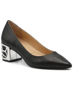 Women's Flori Metallic Heel Pumps Women's Shoes