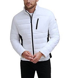 Men's Mid weight Puffer Jacket