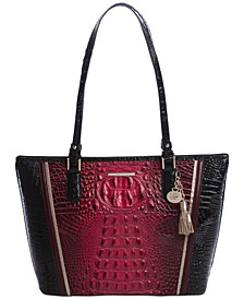 Asher Medium Leather Tote