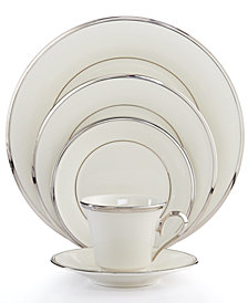 "Lenox ""Solitaire"" 5-Piece Place Setting"