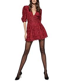 Kira Lace Mini Dress