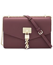 Elissa Leather Shoulder Bag