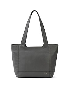 De Young Leather Tote