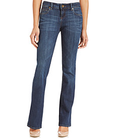 Kut from the Kloth Natalie Petite Bootcut Jeans, Created for Macy's