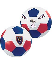 Multi Real Salt Lake Softie 8'' Soccer Ball