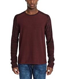 Men's Wuqui Contrast Raglan Sleeve Sweater