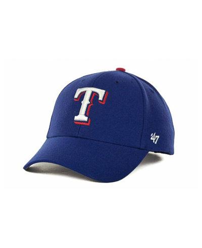 '47 Brand Texas Rangers MLB On Field Replica MVP Cap
