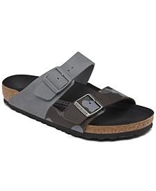 Men's Arizona Split Birko-Flor Sandals from Finish Line