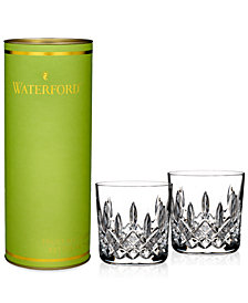 Waterford Giftology Lismore Tumblers, Set Of 2
