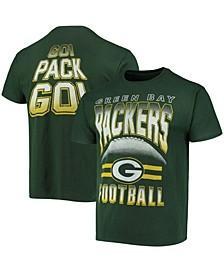 Men's Green Green Bay Packers Local T-shirt