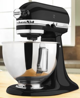 KitchenAid® KSM85PBOB 4.5-Quart Tilt-Head Stand Mixer