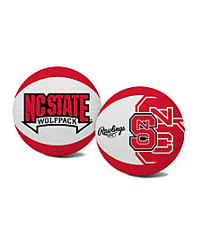 Jarden Sports Kids' North Carolina State Wolfpack Alley-Oop Basketball