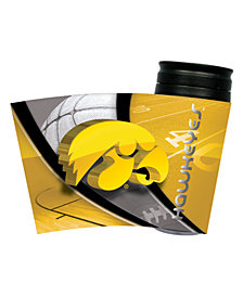 Hunter Manufacturing Iowa Hawkeyes 16 oz. Travel Tumbler