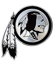 Stockdale Washington Redskins Auto Sticker