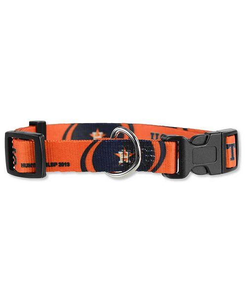 Hunter Manufacturing Houston Astros Dog Collar