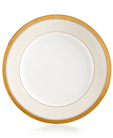 Noritake Dinnerware Odessa Gold Dinner Plate  sc 1 st  Macyu0027s & Gold Dinnerware Sets and Fine China - Macyu0027s
