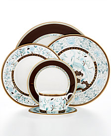 Marchesa by Lenox Dinnerware, Palatial Garden Collection