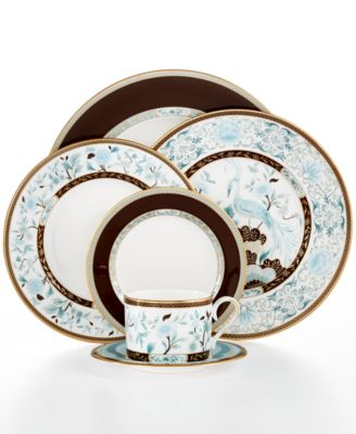 marchesa by lenox dinnerware palatial garden collection - Lenox Dinnerware