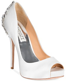 Bridal Shoes and Evening Shoes - Macy\'s