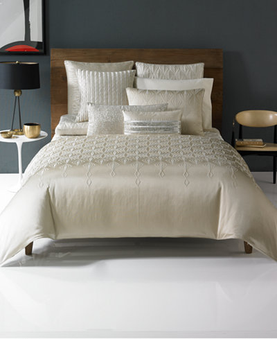 CLOSEOUT! Hotel Collection Crystalle Bedding Collection, Created for Macy's