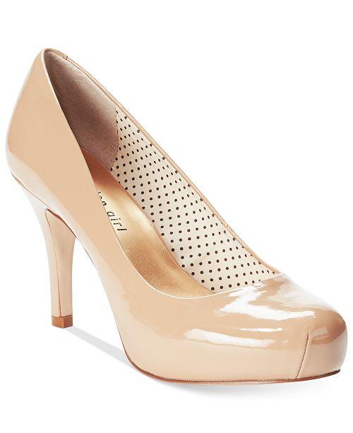 fe008399406 Madden Girl Getta Platform Pumps   Reviews - Pumps - Shoes - Macy s