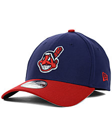New Era Cleveland Indians MLB Team Classic 39THIRTY Stretch-Fitted Cap