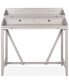 Florence Pull-Out Desk, Quick Ship