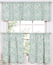CLOSEOUT! Elrene Flora Window Treatment Collection
