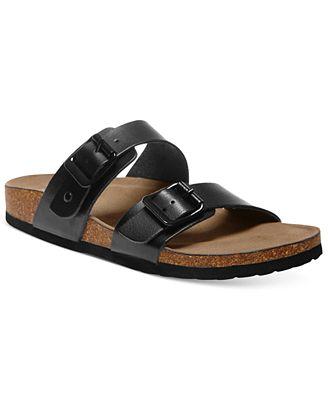 Madden Girl Brando Footbed Sandals Reviews Sandals Flip Flops