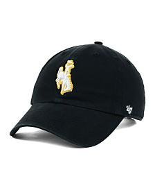 '47 Brand Wyoming Cowboys Clean-Up Cap