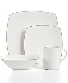 Mikasa Couture Platinum 4-Piece Place Setting