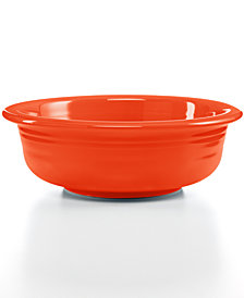 Fiesta Poppy 2-Quart Serve Bowl