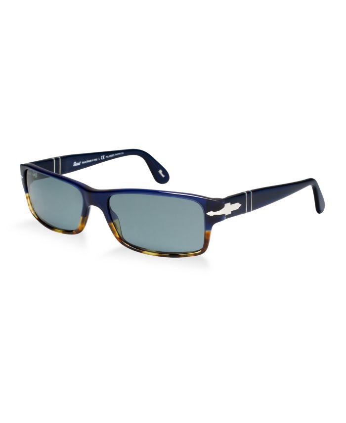 Persol Polarized Sunglasses , PO2747S  (57) & Reviews - Sunglasses - Men - Macy's