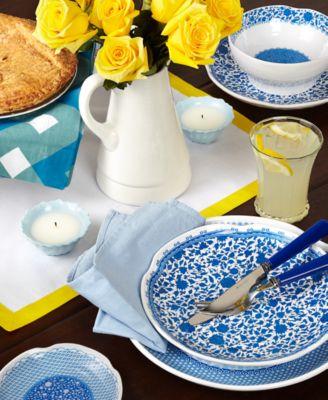 Heritage Melamine Set of 4 Cereal Bowls