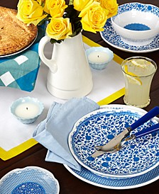 Heritage Melamine Dinnerware Collection