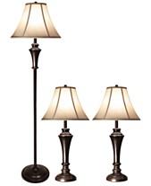 Pair 2 Vintage Glass Flower Hurricane Parlor Vanity Boudoir Table Lamps & Shades Choice Materials Antiques