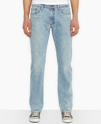 Levi's Men's 514 Straight Fit Jeans - Jeans - Men - Macy's