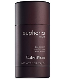 euphoria Men Deodorant Stick, 2.6 oz