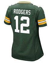 Nike Women s Aaron Rodgers Green Bay Packers Game Jersey e700e5810