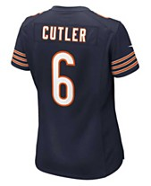 Nike Women s Jay Cutler Chicago Bears Game Jersey 374acc193