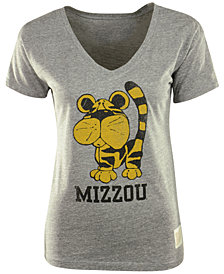 Retro Brand Women's Missouri Tigers Graphic T-Shirt