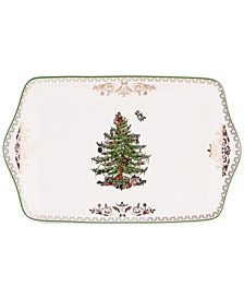 Christmas Tree Dessert Tray