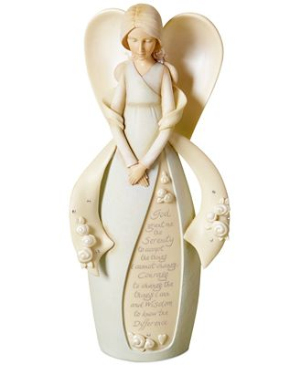 Foundations Serenity Angel Collectible Figurine
