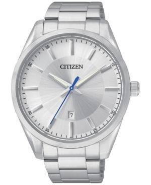 Citizen Men's Stainless Steel Bracelet Watch 42mm BI1030-53A