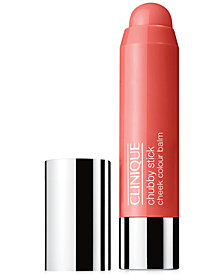 Clinique Chubby Stick Cheek Color Balm, 0.21 oz.