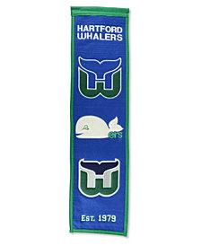 Winning Streak Hartford Whalers Heritage Banner